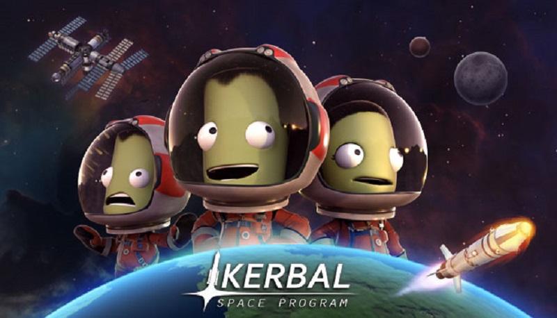 《坎巴拉太空计划增强版》正式发售 主机版免费升级