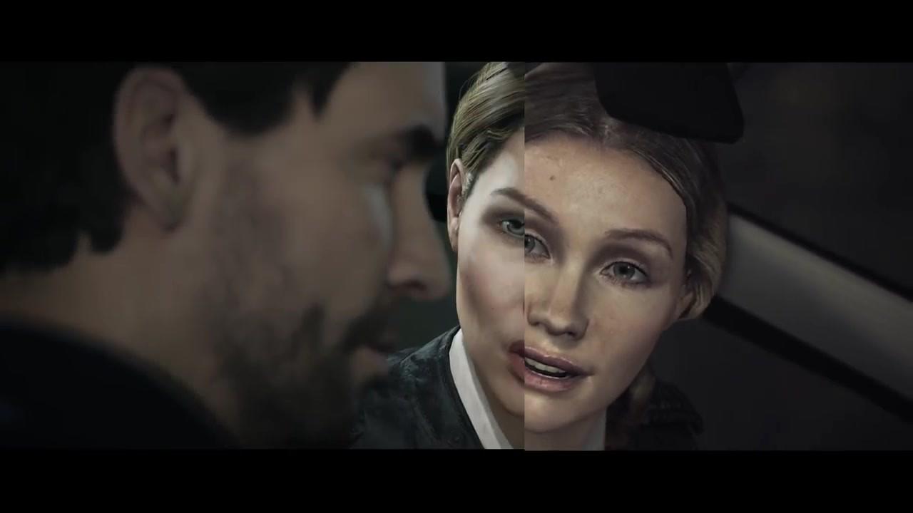 《心灵杀手:复刻版》全新对比预告片展示图形改进