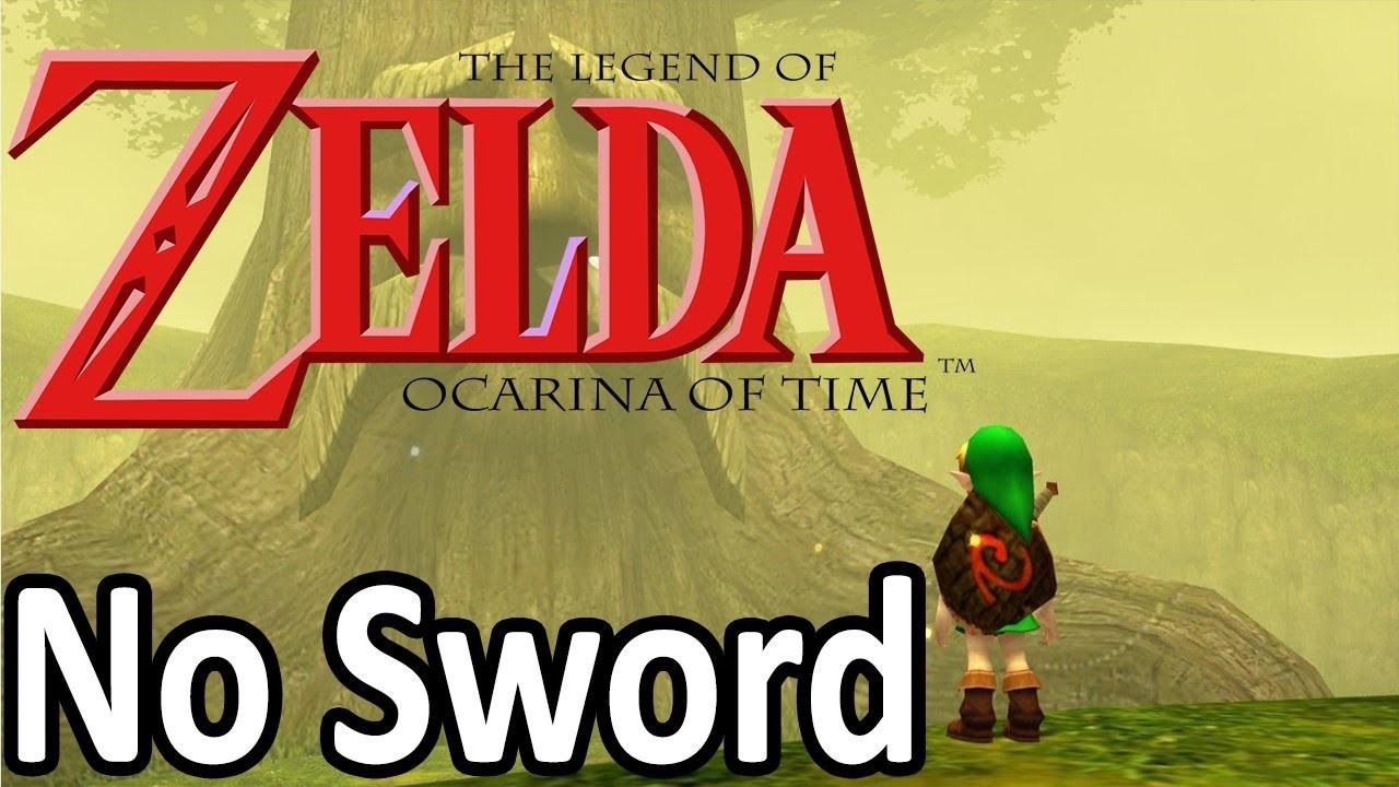国外玩家不用剑7小时通关《塞尔达传说:时之笛》