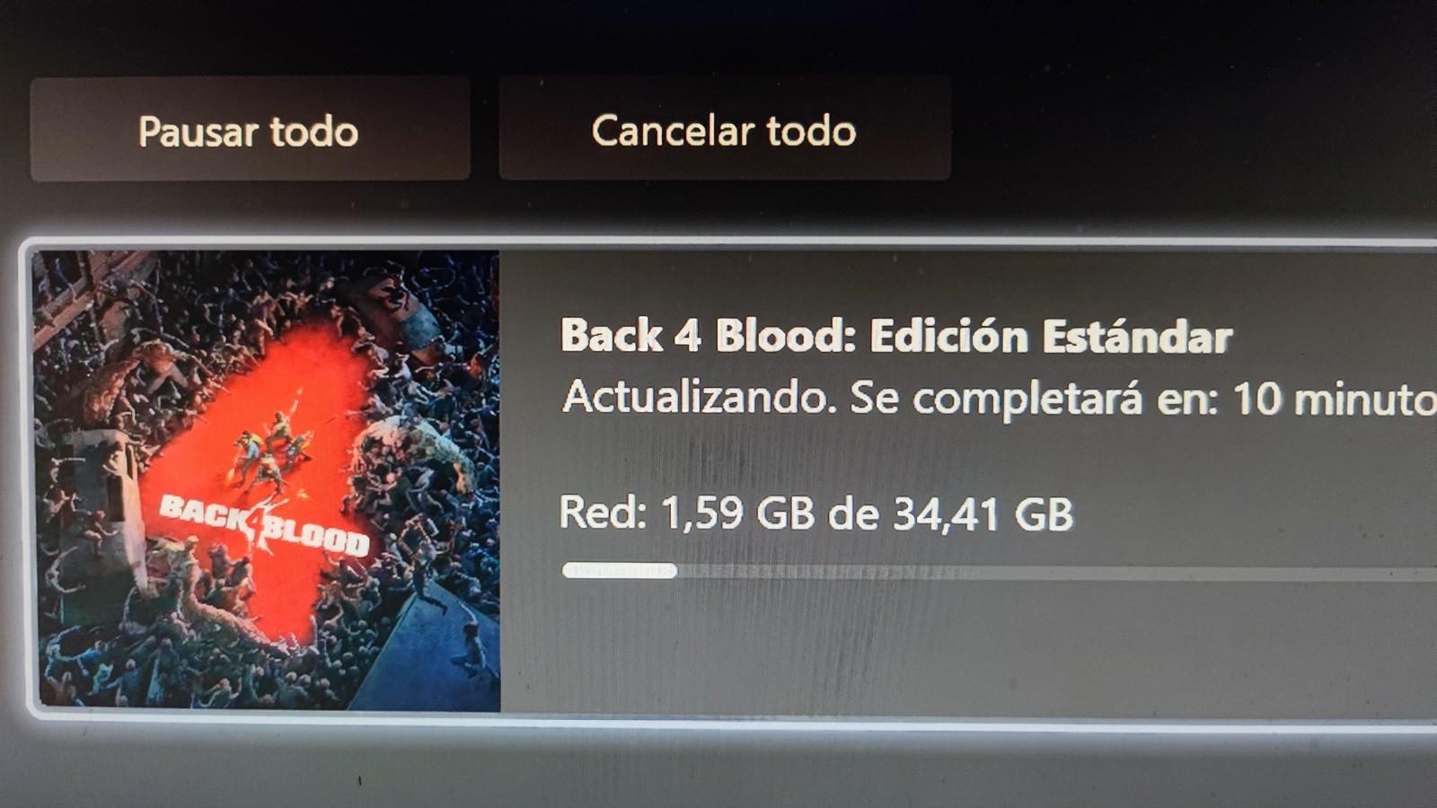 《喋血复仇》XGP版已经开启预载 容量超34GB
