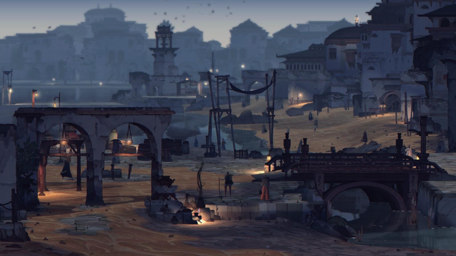 多人在线RPG《旅行游记》将于10月12日登陆Steam