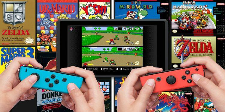新会员老会员并行 任天堂将添加更多NES和SNES游戏