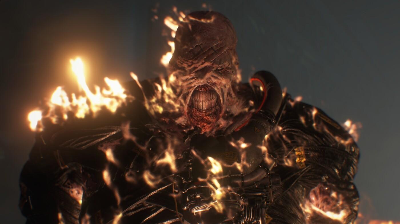 传《生化3重制版》追踪者版将推出 有新敌人新区域