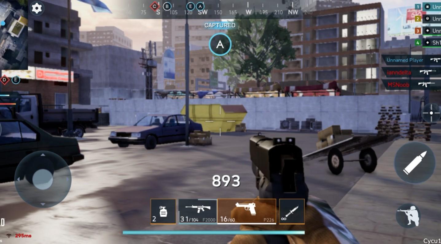 《战地:移动版》与《战地3》对比 手游用三星S20U演示