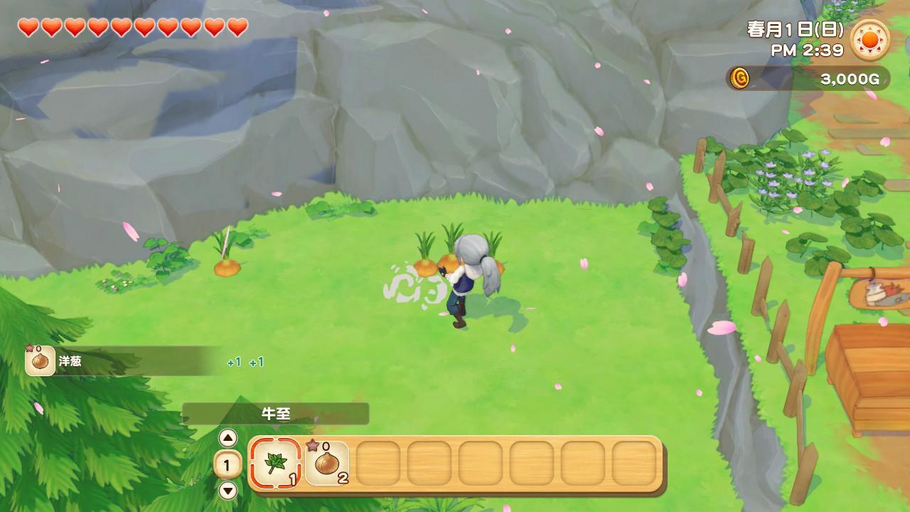 《牧场物语:橄榄镇》Steam版评测:缺点消失,优点突显