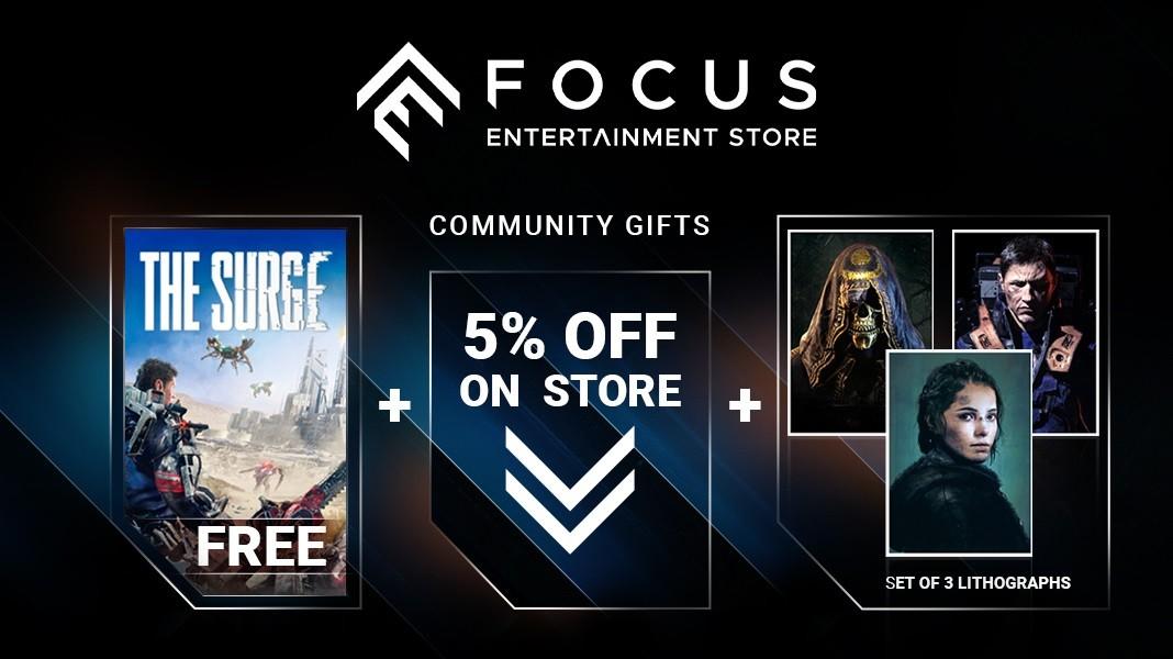 浮世Focus庆祝游戏商城开业 免费送出PC版《迸发》
