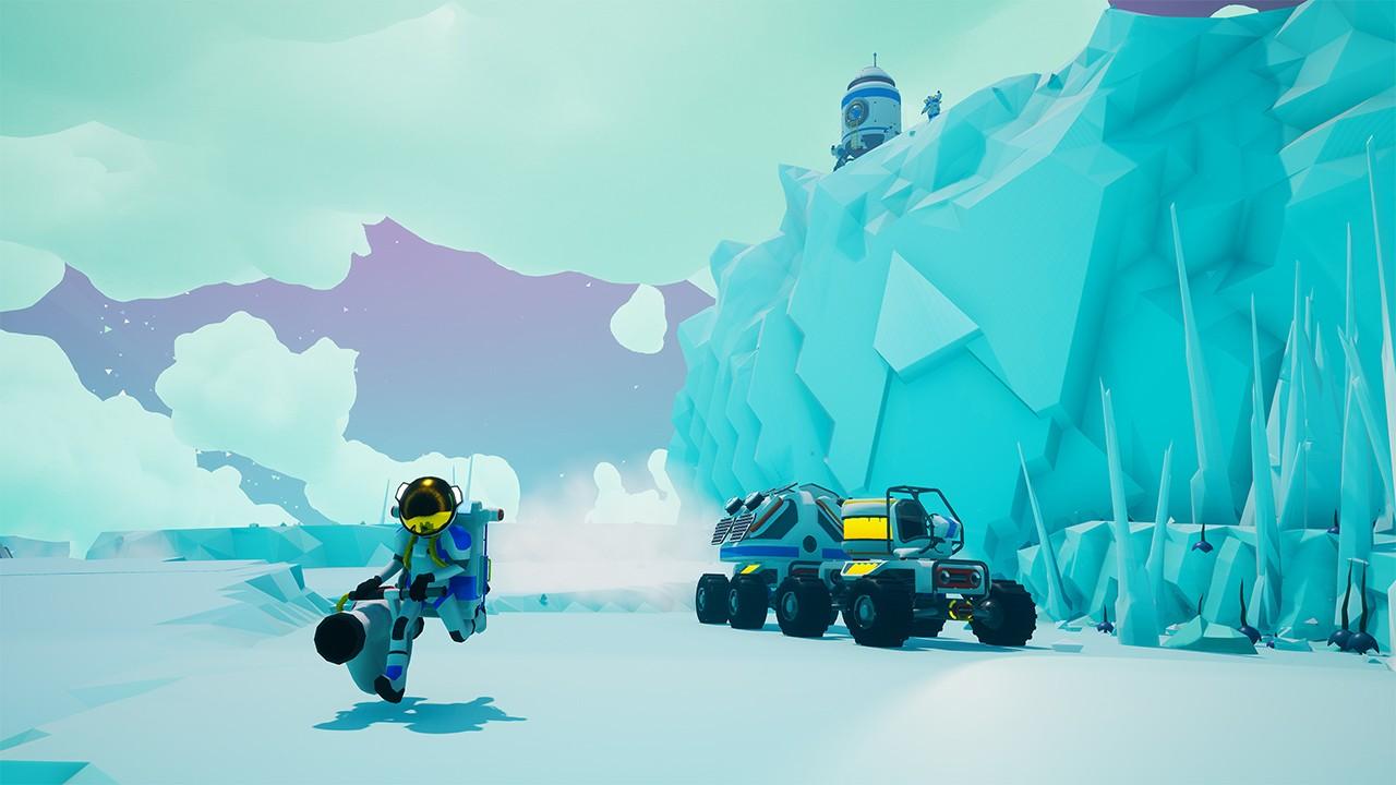 《异星探险家》确定2022年1月13日登陆PS4/Switch平台