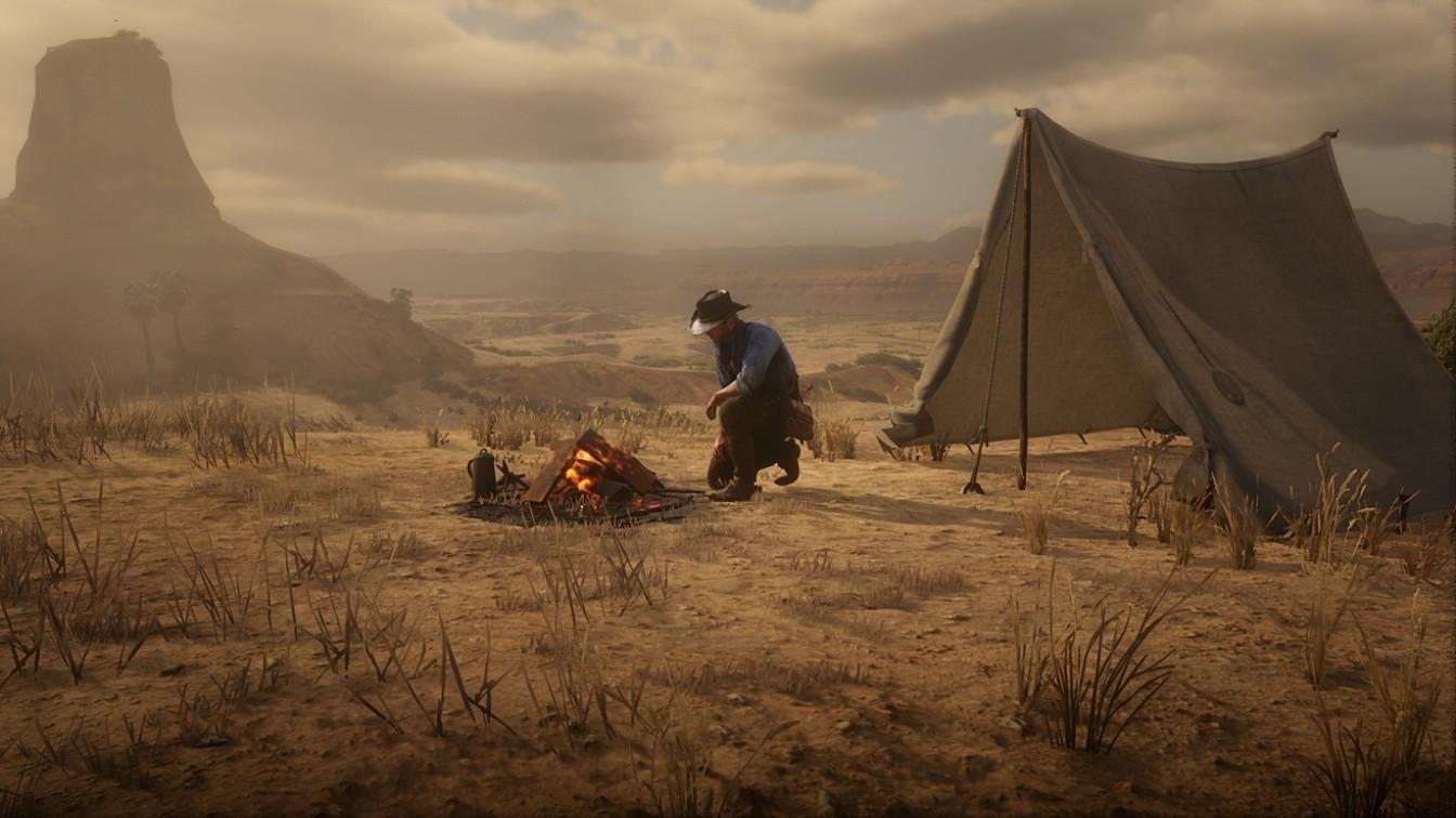 《荒野大镖客2》超级增强Mod发布 增加新地图