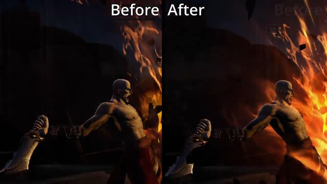 PS3模拟器RPCS3新版演示 提升《战神3》等表现