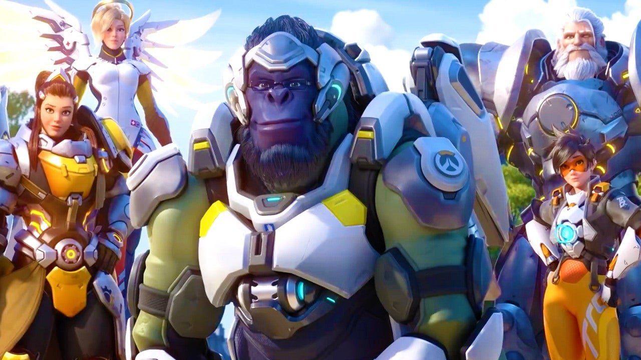 《守望先锋》游戏总监透露游戏新情报 新英雄有望提前上线