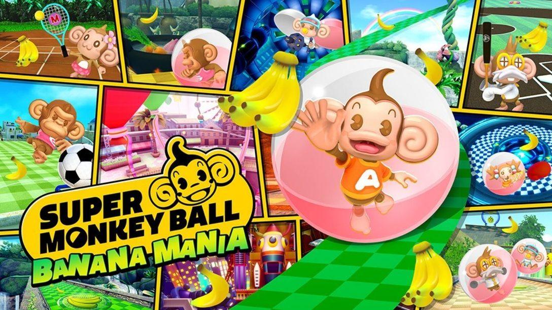 《超级猴子球:香蕉狂欢》将于10月5日发售!总监称希望续作能成为开放世界游戏