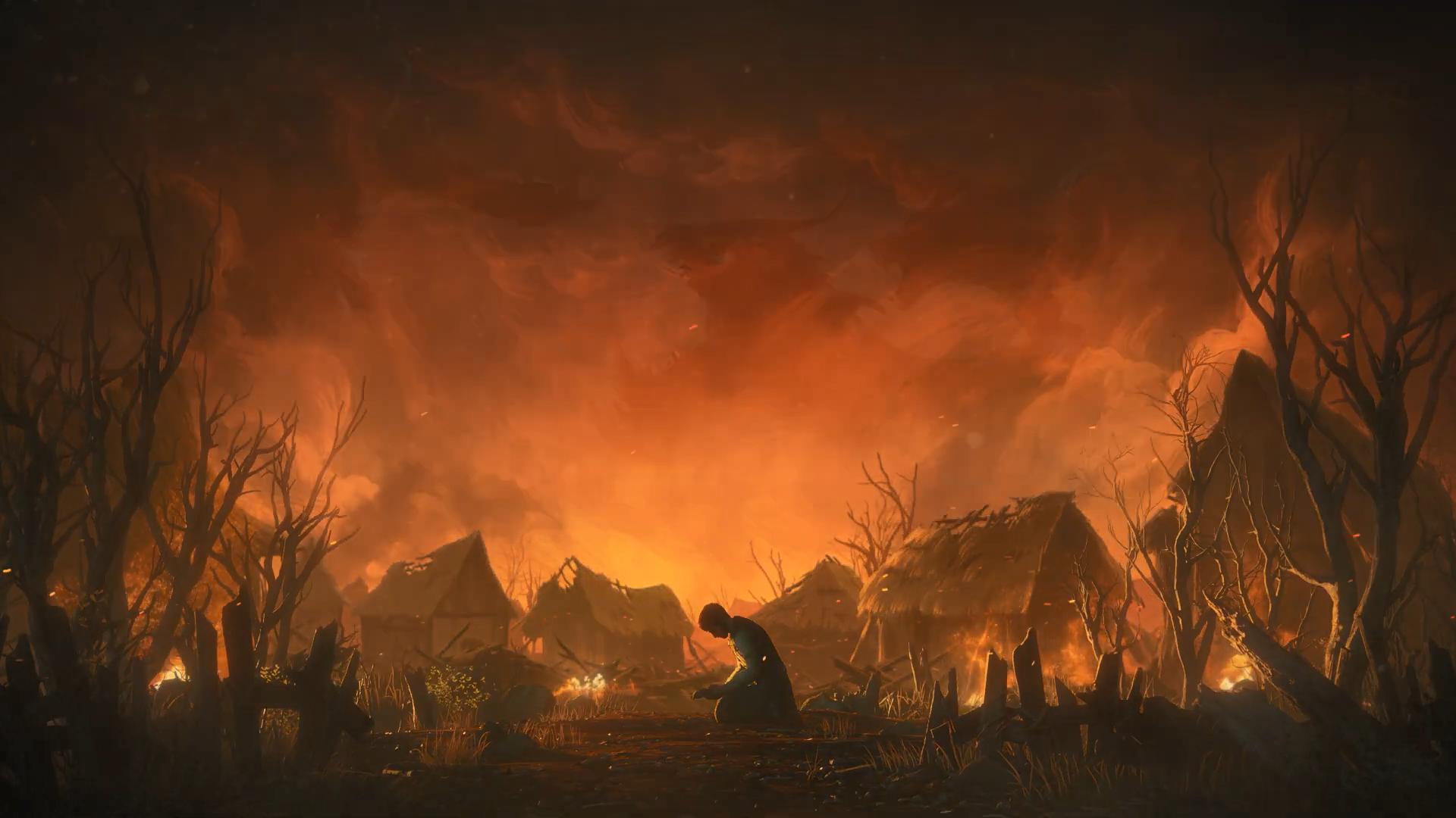 《神之浩劫》新神明Cliodhna预告片发布 正式更新将于10月内上线