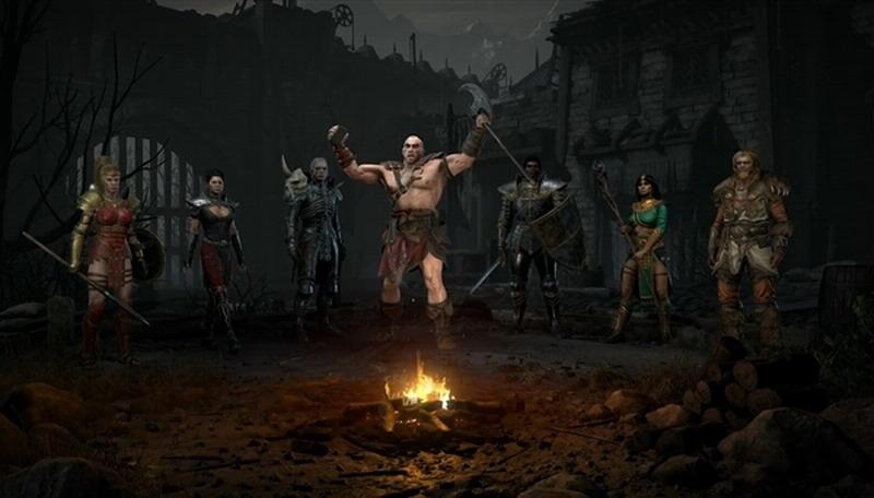 玩家开始倒卖《暗黑破坏神2:重制版》稀有装备