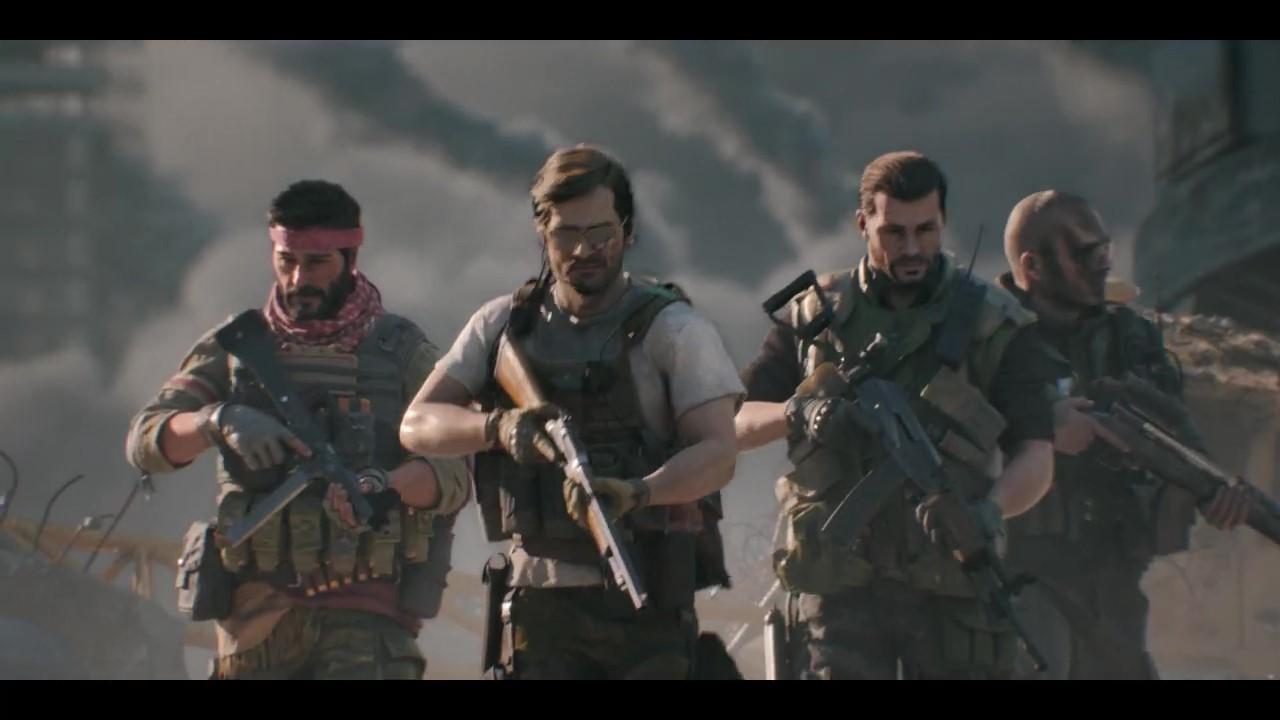 《使命召唤:冷战》及《战区》第六赛季预告 10月7日正式上线