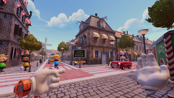VR游戏《堵车狂想曲》登陆奇遇3,体验交通指挥员的一天!