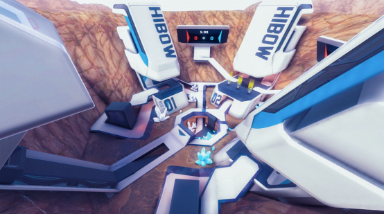 弓箭游戏《Hibow》登陆奇遇3,多人在线VR吃鸡