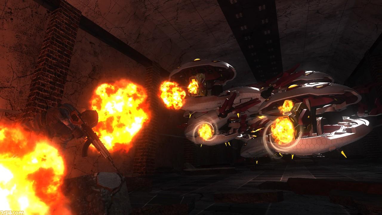 《地球防卫军6》确认将登陆平台为PS主机 年底发售