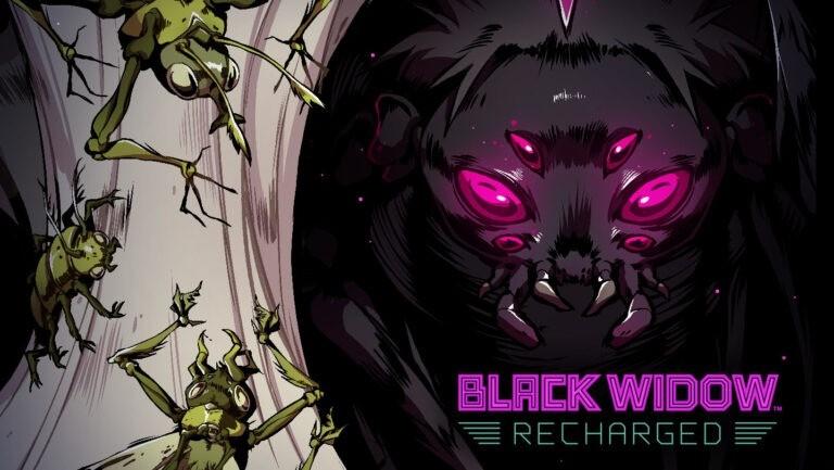 现代操作体验双摇杆射击新作《黑寡妇:再充能》将于10月28日推出