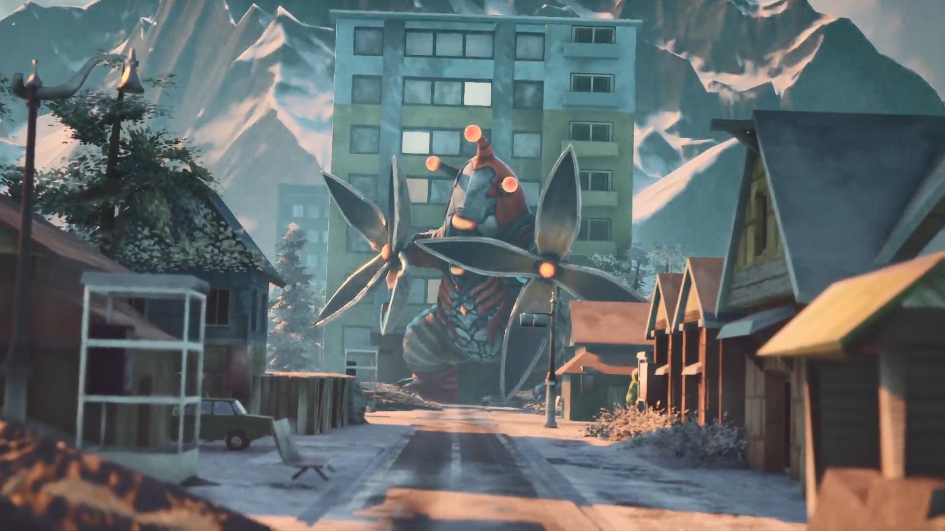 《巨击大乱斗》TGS故事模式预告片 2022年登陆PS4和PC