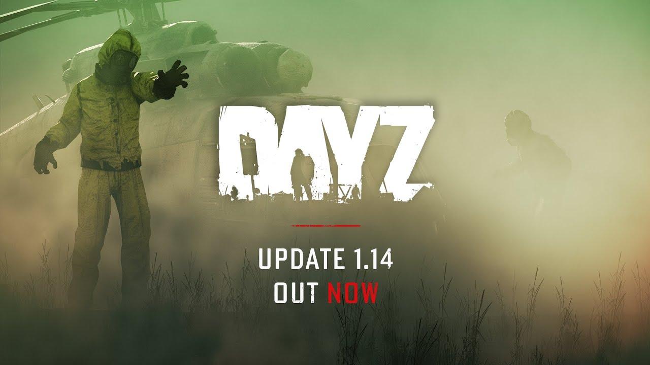 《DayZ》1.14更新宣传片 包含直升机坠毁及全新步枪