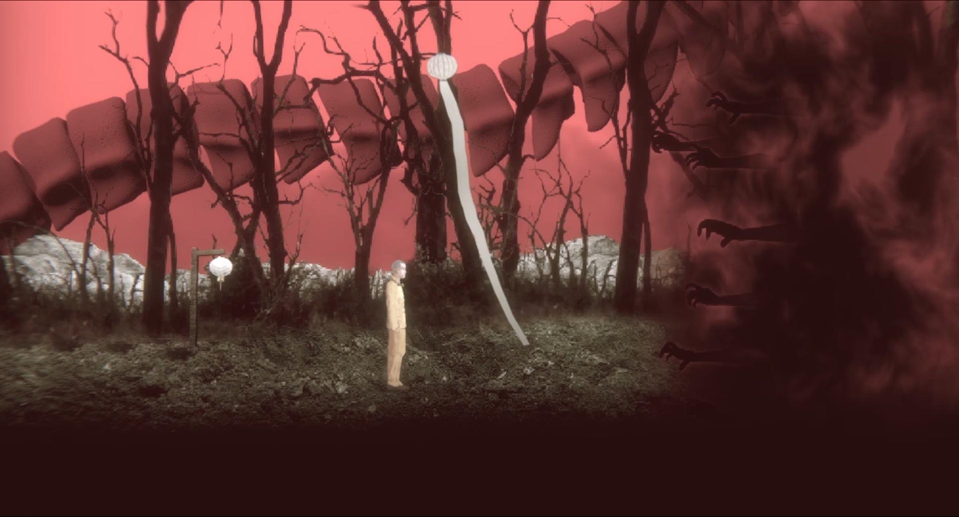 山中诡异怪谈故事 惊悚解谜游戏《诱惑》10月9日发售