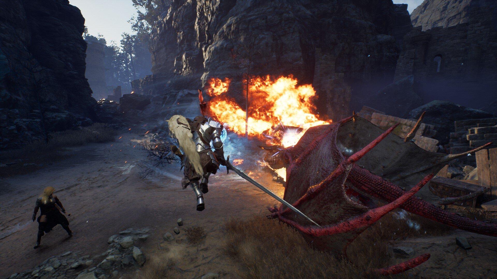 国产奇幻ARPG《觉醒者之崛起》首曝 2023年发售