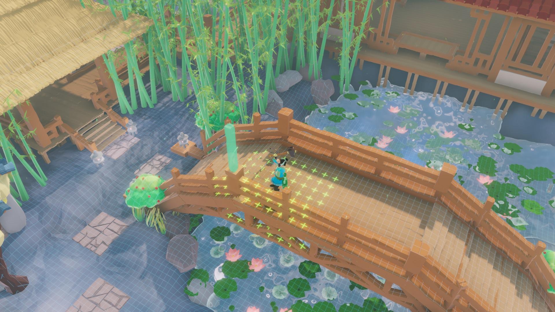 国产沙盒生存游戏《无径之林》发布新预告 2022年发售