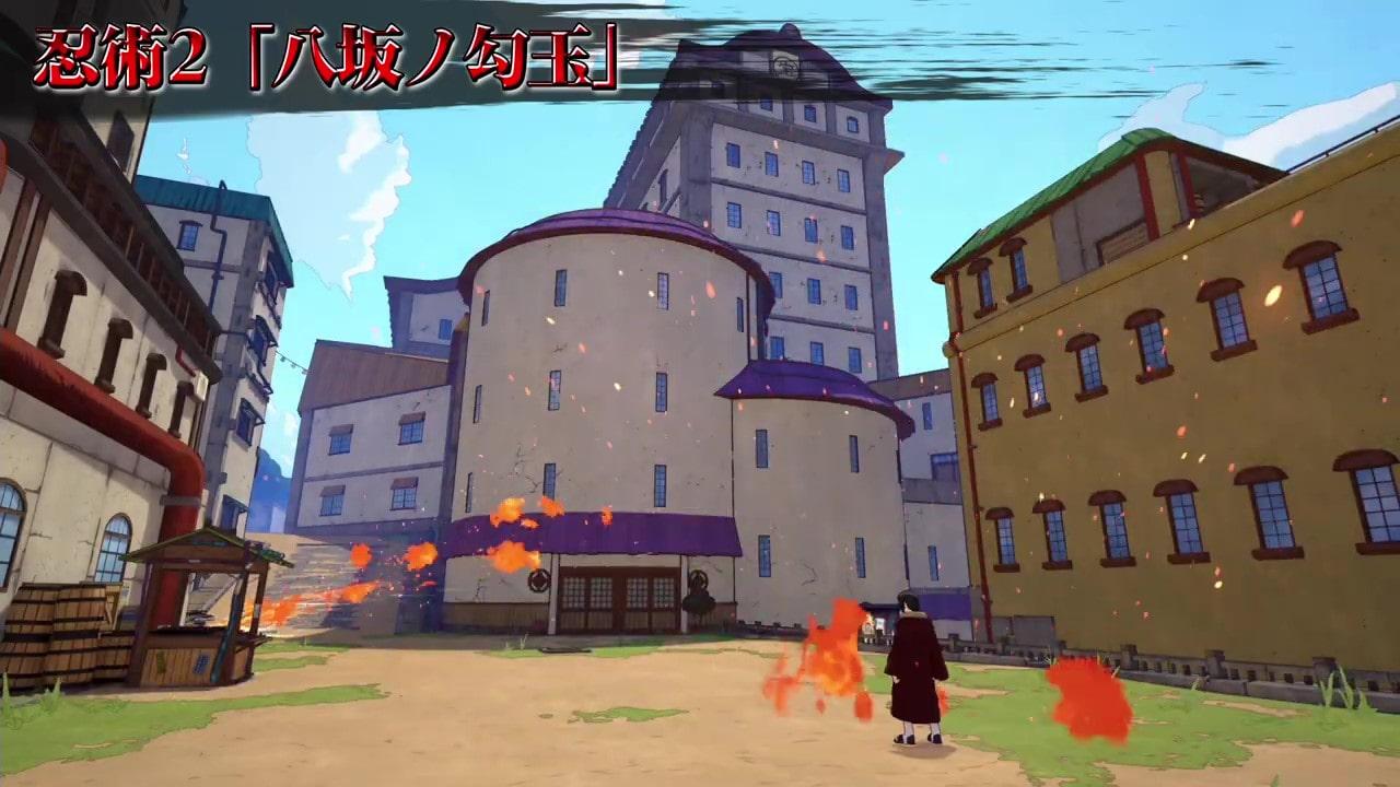 《火影博人传:新忍出击》追加秽土转生版宇智波鼬