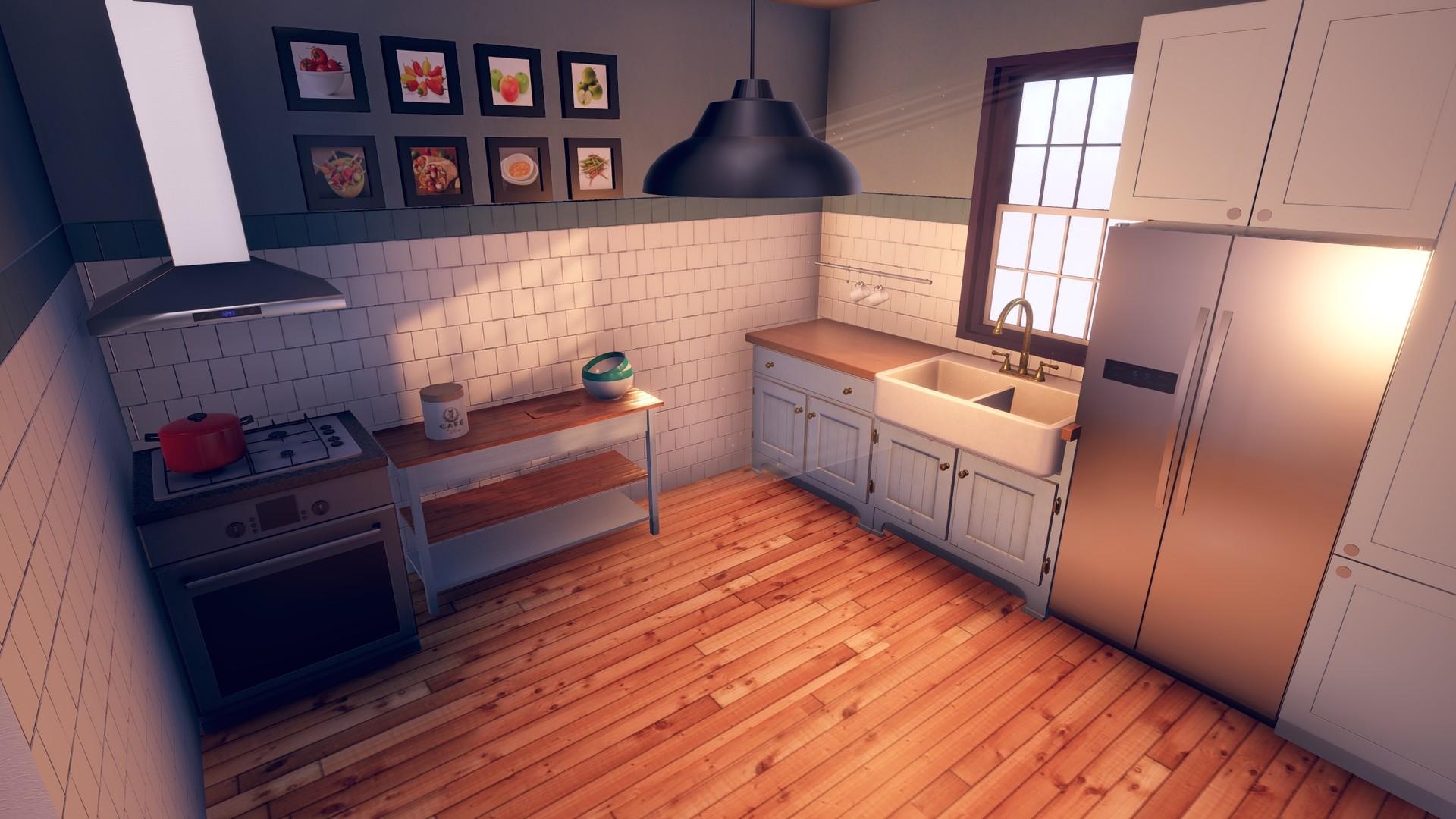 模拟建造游戏《屋托邦(Hometopia)》上线Steam 明年1月上线