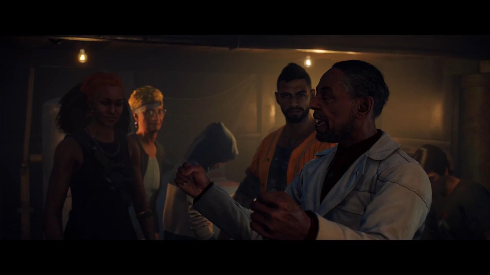 新冒险启程 《孤岛惊魂6》开场17分钟实机演示视频