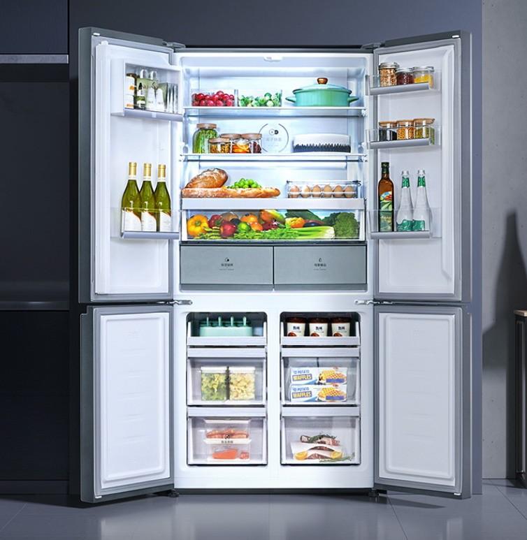 小米首款高端冰箱发布:售价5499元 550升容量