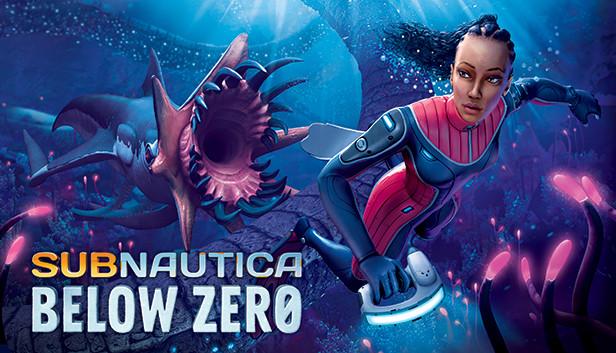 开放世界生存游戏《深海迷航:冰点之下》Steam首次限时折扣