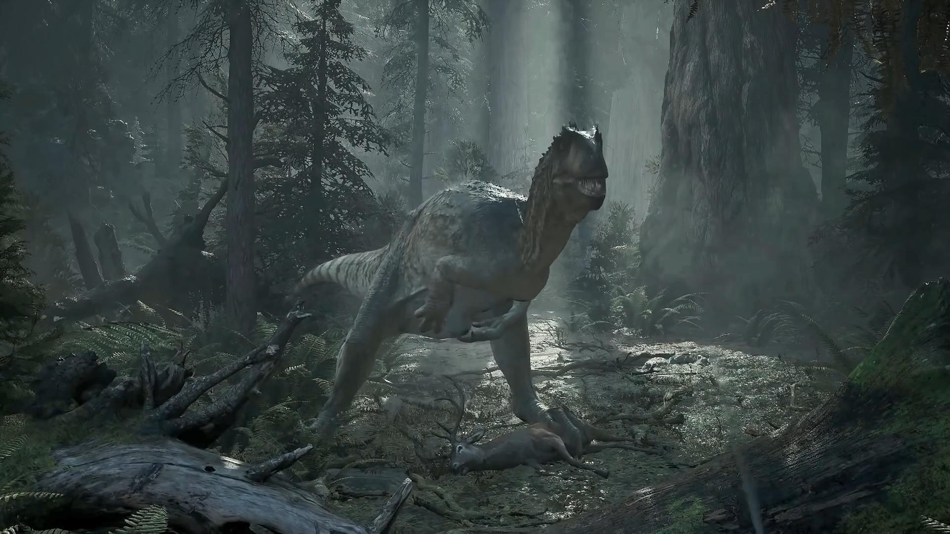 新游《迷失荒野》官方前导预告片 支持4K60帧