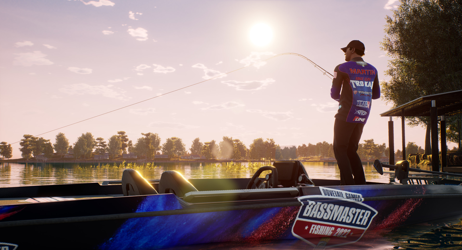 模拟竞技游戏《鲈鱼大师赛2022》开启预购 发行首日登陆XGP