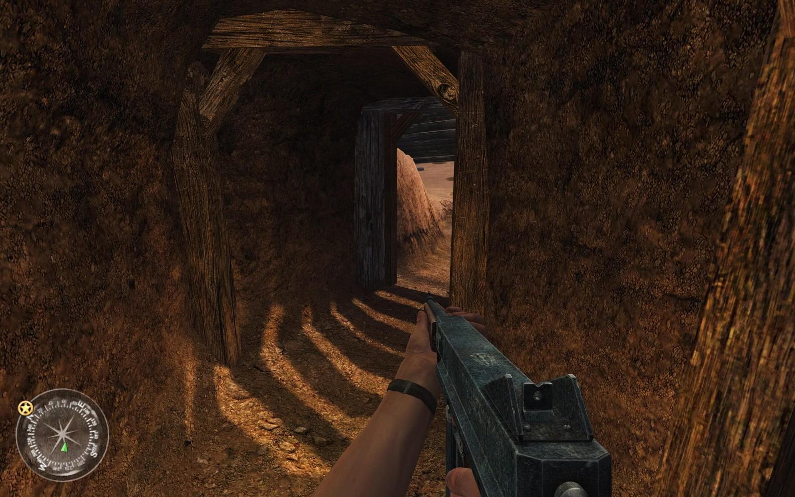 《使命召唤2》5K高清材质包 让经典游戏画面大变样