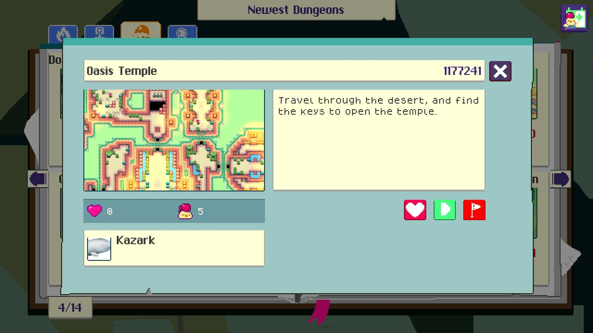 《超级地牢制造者:芬可的觉醒》试玩Demo上线 11月前发布