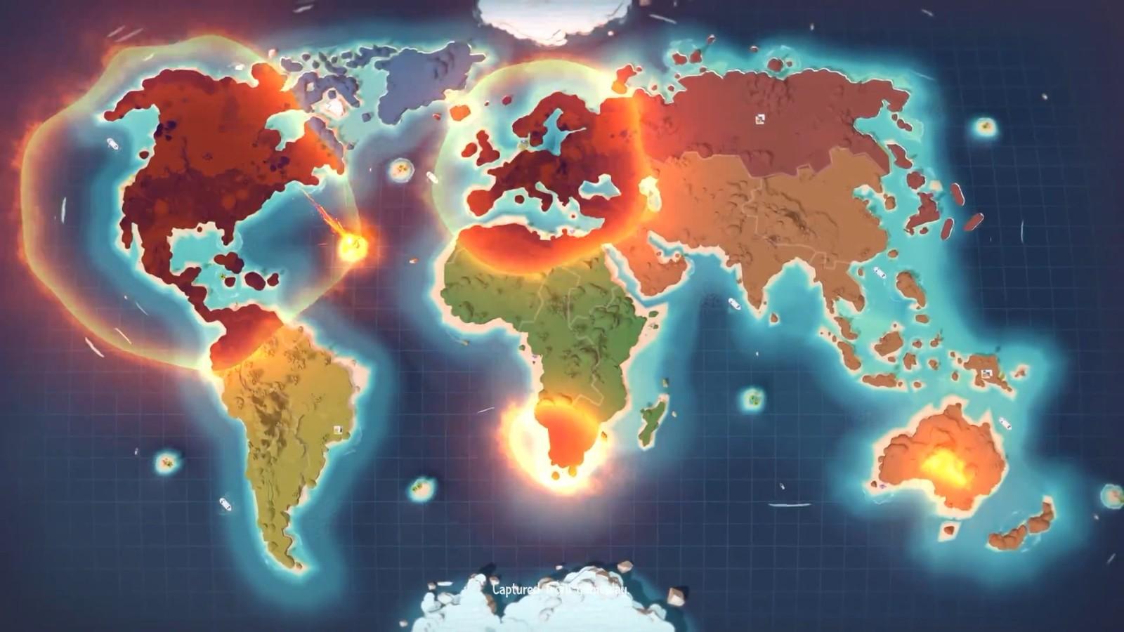 《邪恶天才2:世界统治》11月30日登陆主机 恶人主角基建游戏