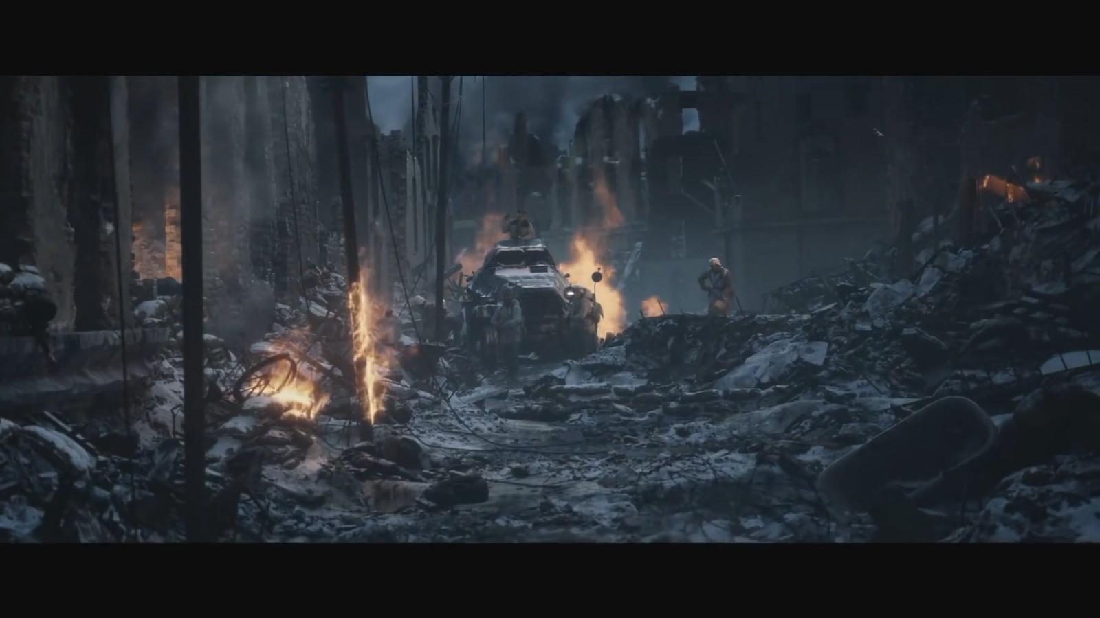 《使命召唤:先锋》剧情模式预告 亲身经历诸多经典战役