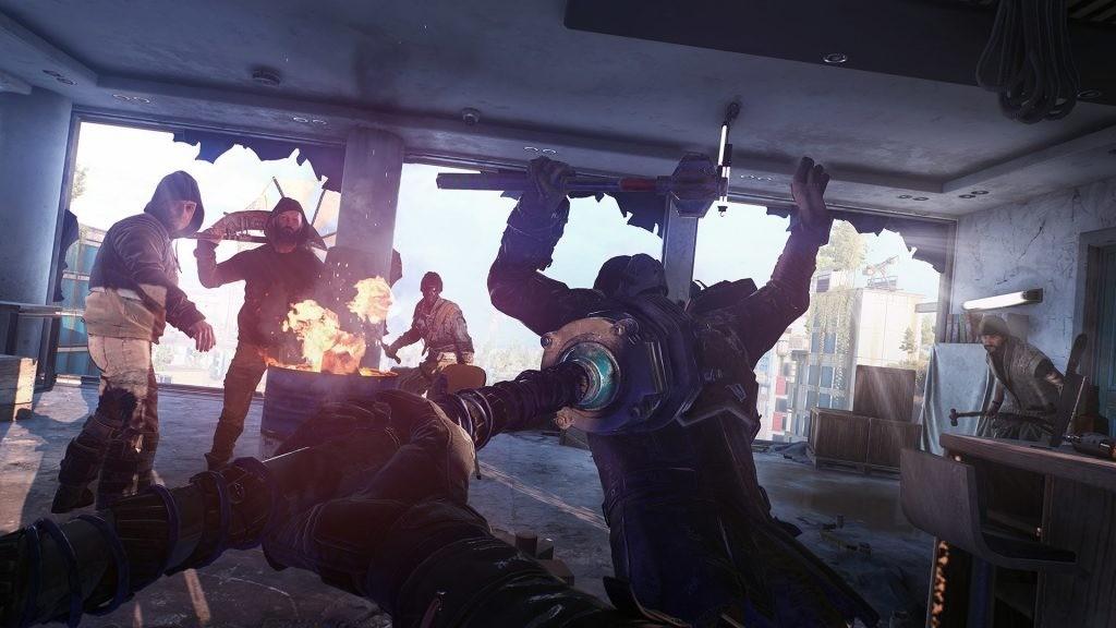 《消逝的光芒2》设计师表示每个技能极具颠覆性