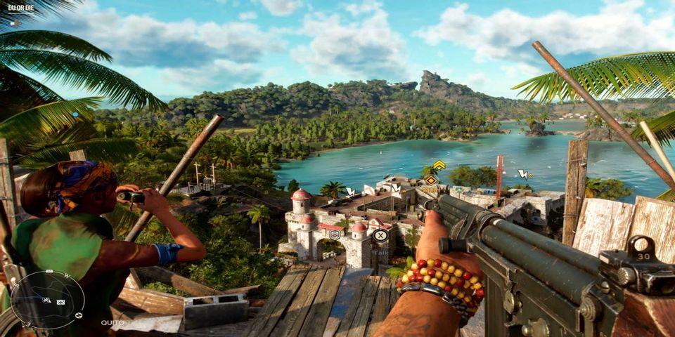 玩家抱怨《孤岛惊魂6》敌人重生太快 毁了潜行体验