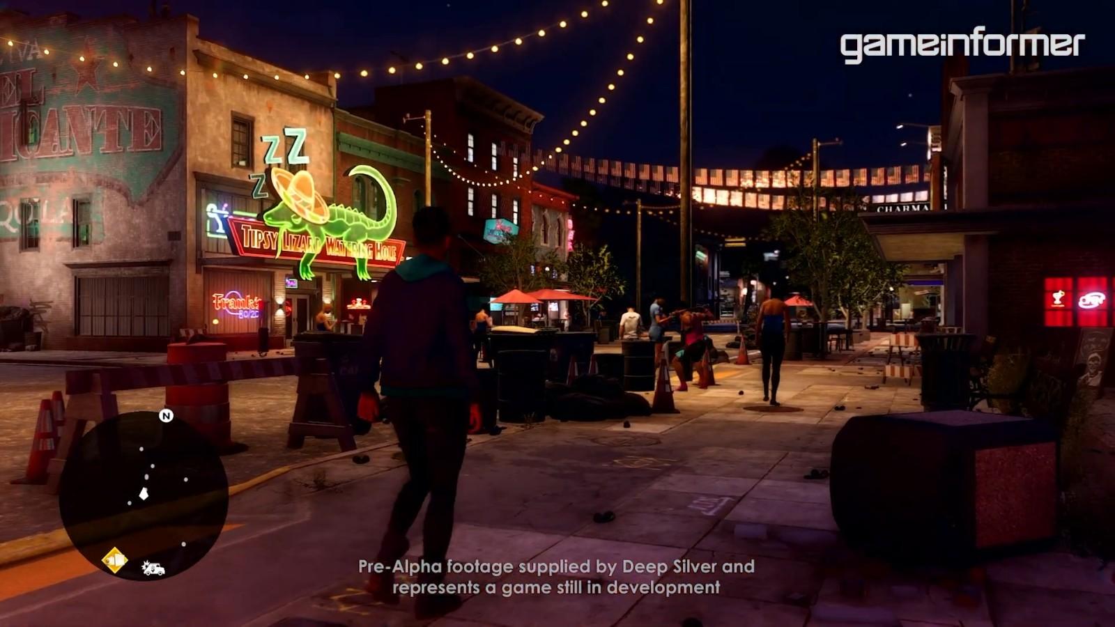 《黑道圣徒:重启版》新预告 展示更多实机画面