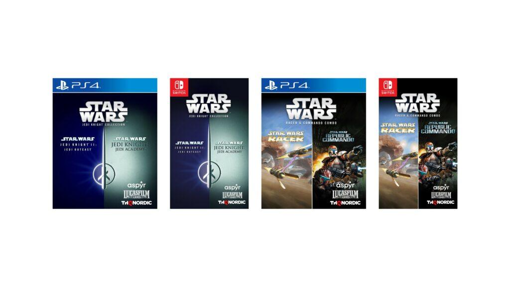 《星球大战》两款合集10月登陆PS4 11月登陆Switch