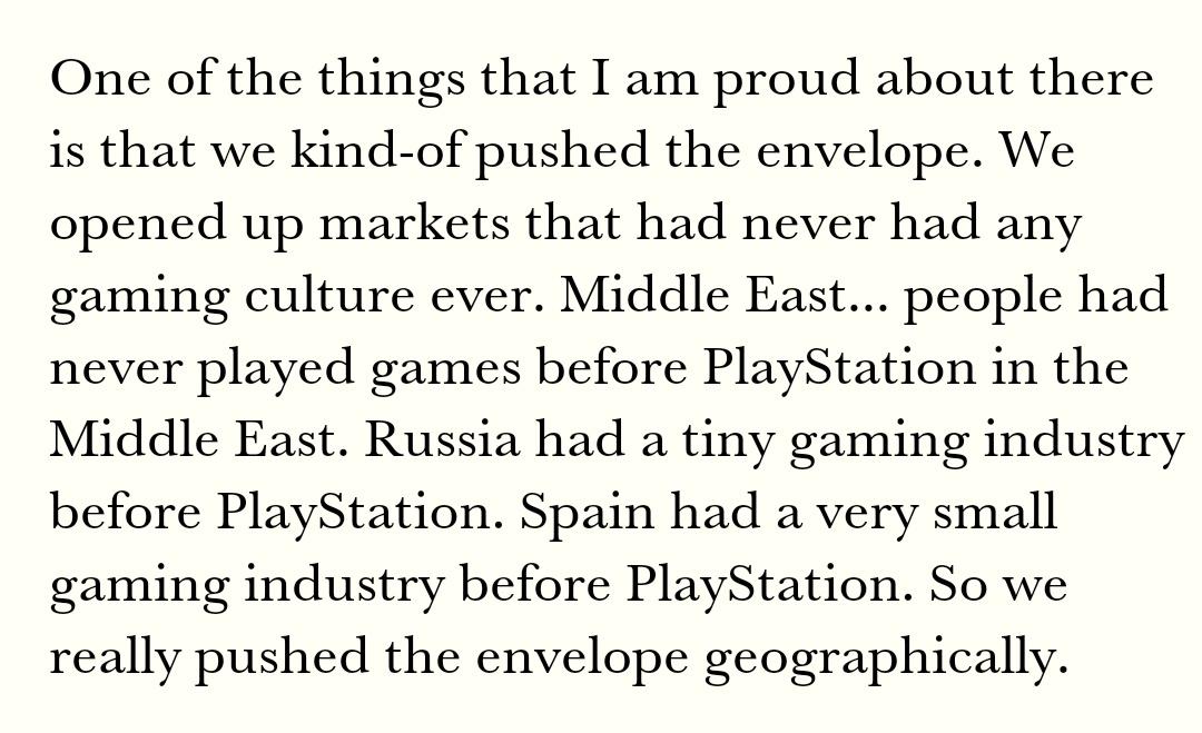 索尼互娱CEO称中东人在PlayStation主机之前没玩过游戏被喷