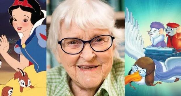 迪士尼传奇动画师露丝·汤普森去世 享年111岁
