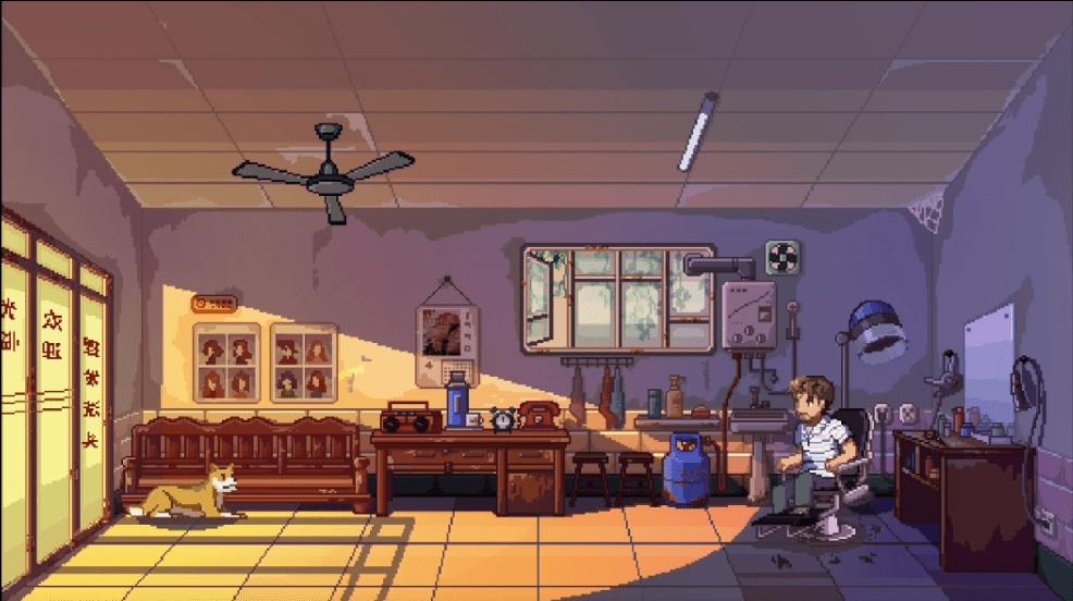 国产像素风独立游戏《世上英雄》Steam页面上线