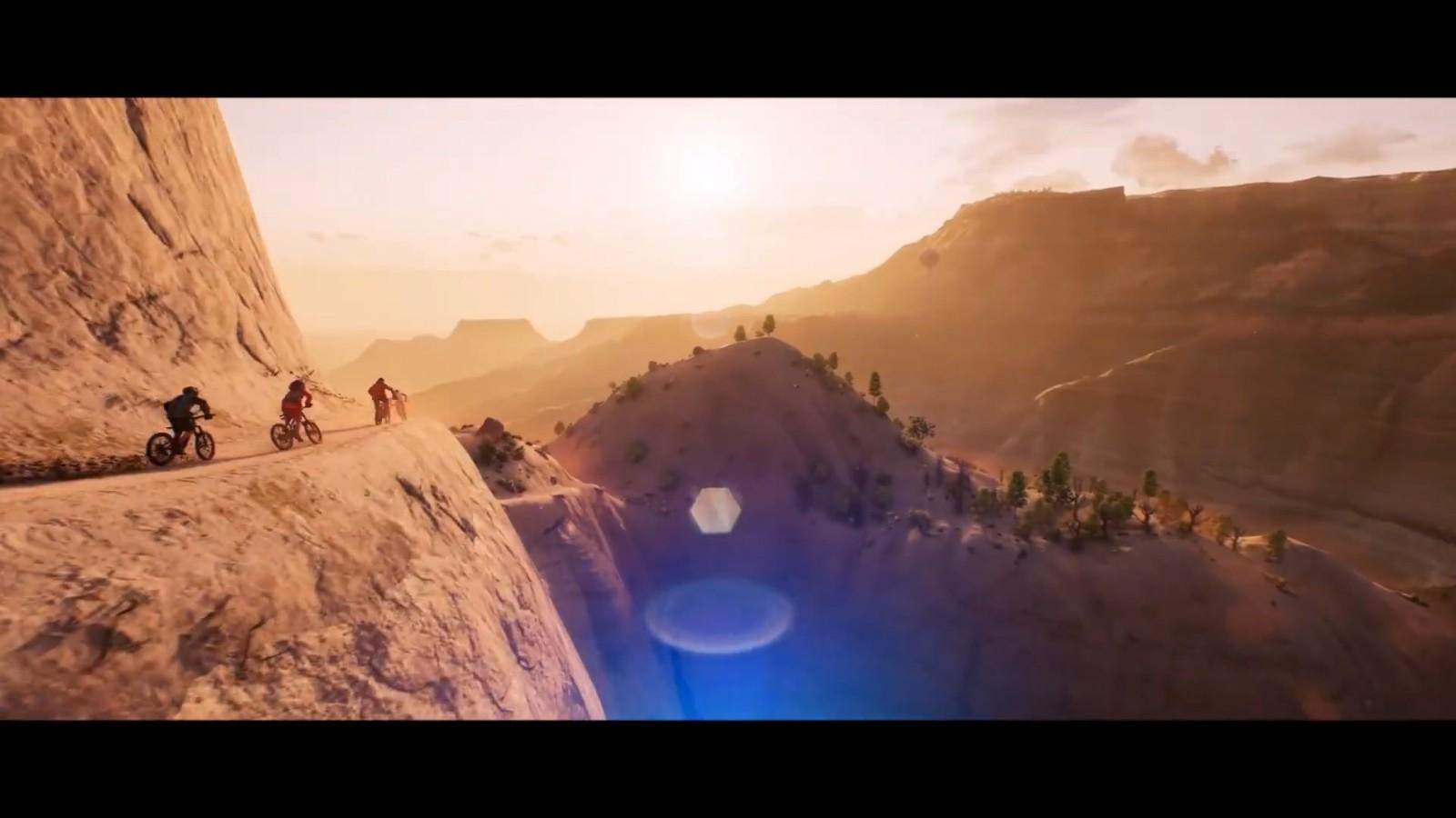 育碧多人户外运动游戏《极限国度》中文预告片
