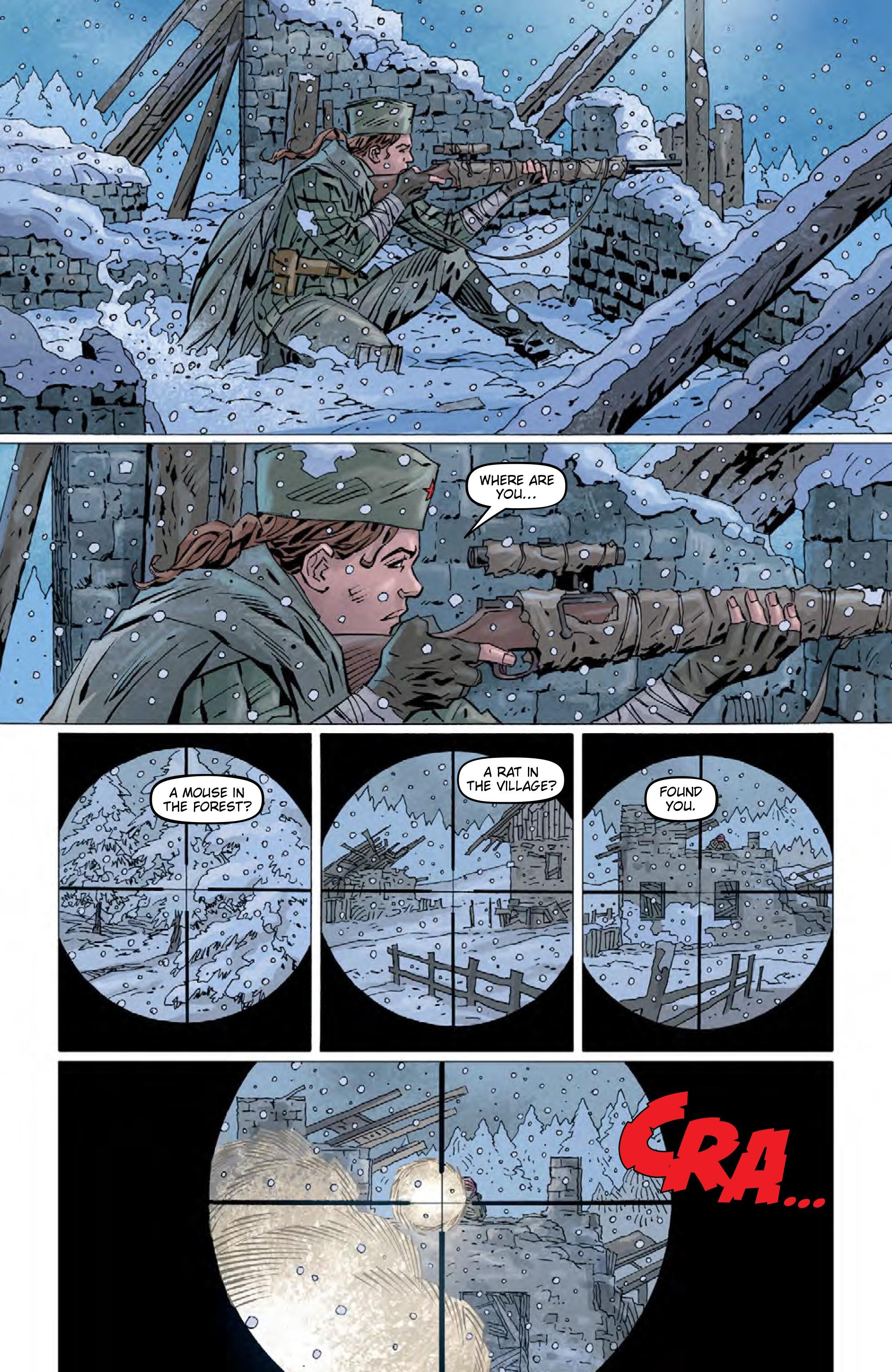 《使命召唤18:先锋》官方漫画公布 在游戏之前发售