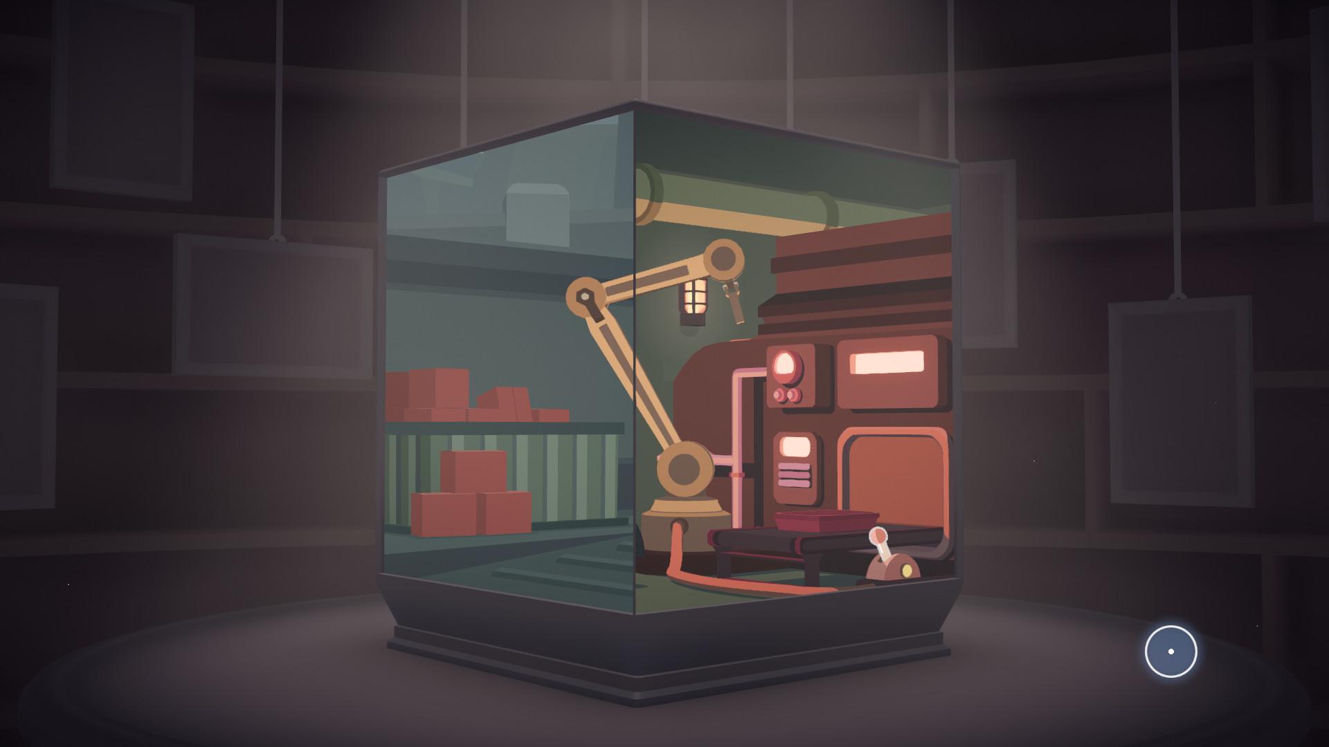 国产视错觉解谜游戏《笼中窥梦》新预告 正式版将于11月16日上线