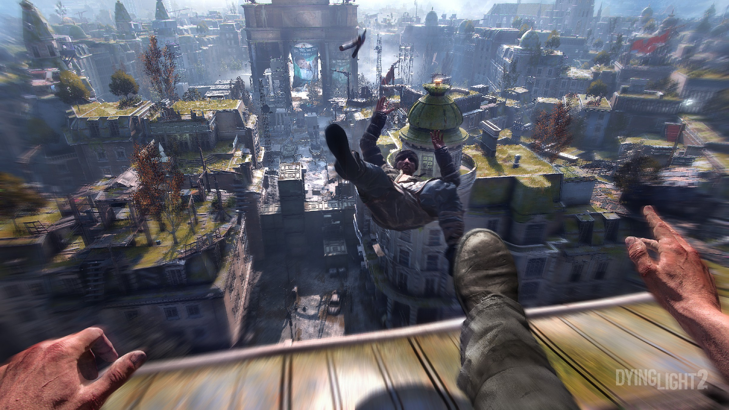 《消逝的光芒2》开发者解释为何延期 新抓钩将截然不同