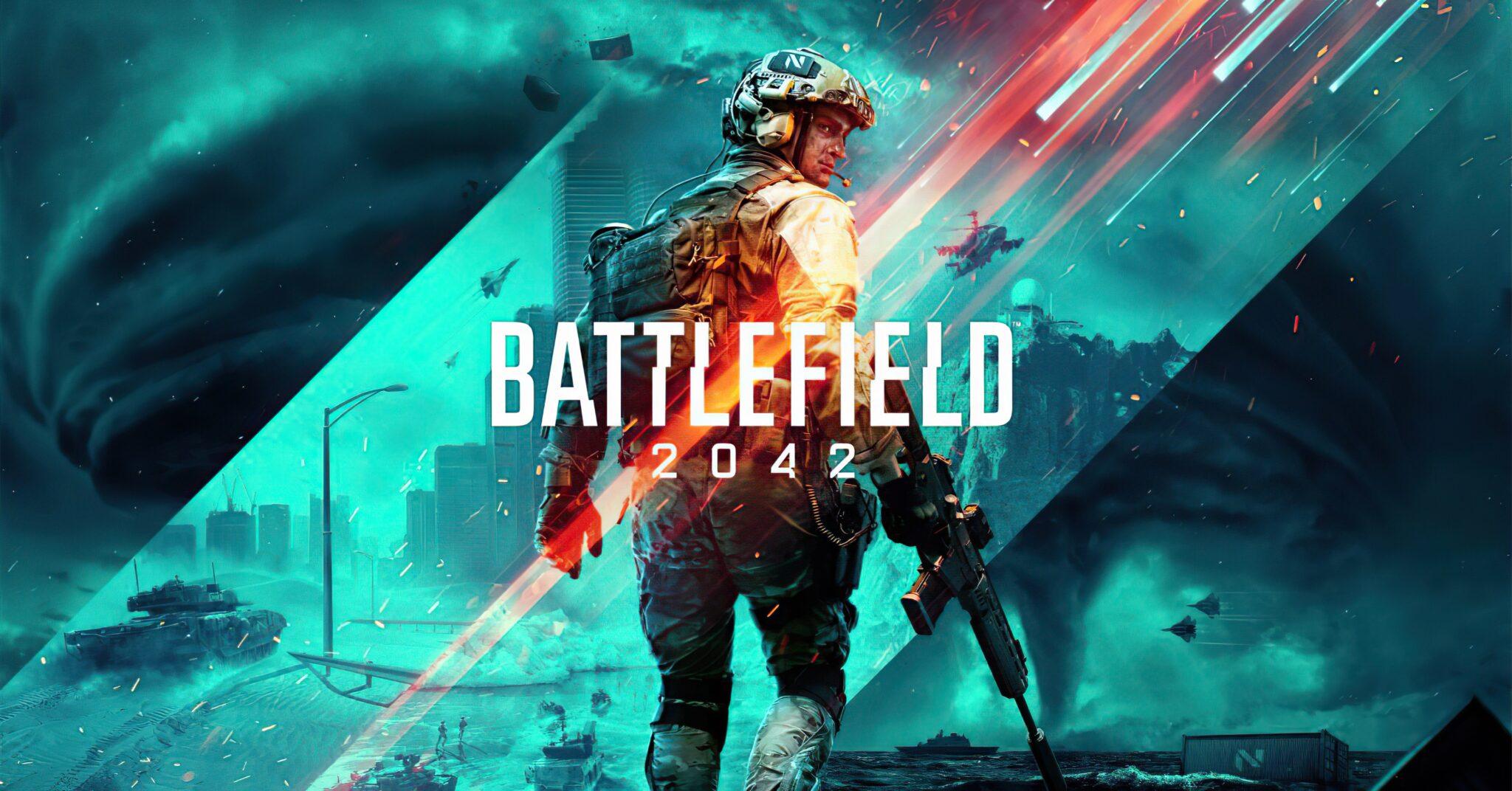 传《战地2042》首批内容补丁12月7日上线